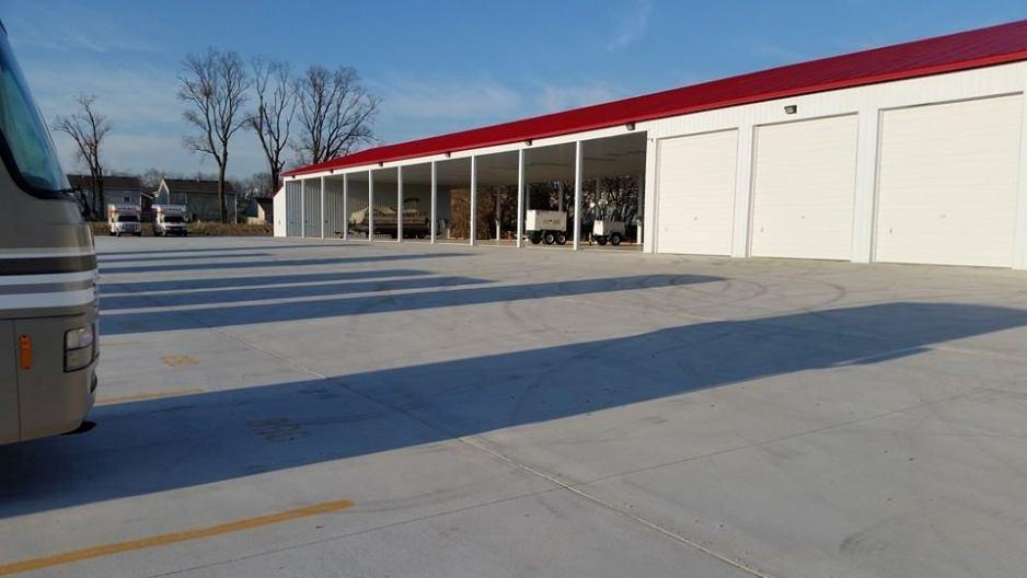 Indoor Boat Amp Rv Storage In Indianaplois Reserve Your